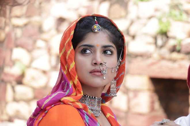Megha Akash debuts in Bollywood