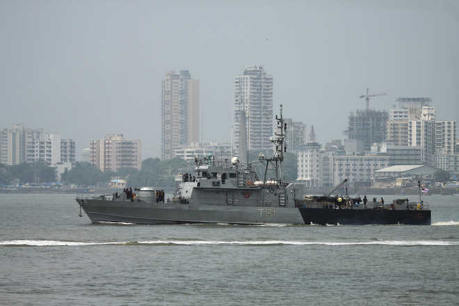 Navy needs minesweeper ships urgently, left with only two: Official