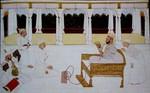 He changed the history of Pahari art