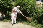 India's clean sweep