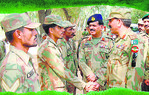 Is the Pak Army attitude to India changing?