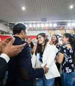 Cupid strikes at Chess Olympiad as Indian journo proposes to Colombian player