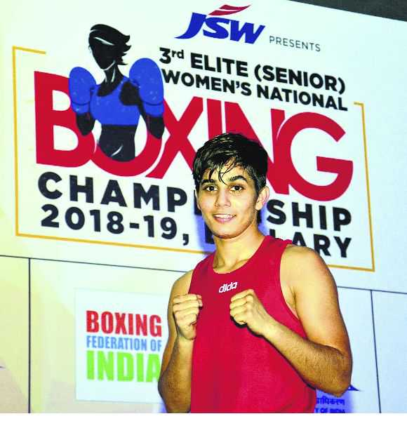 City boxer Gargi starts off with a victory