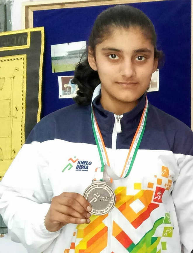 Ginni makes it to 'Khelo India', to participate in judo event