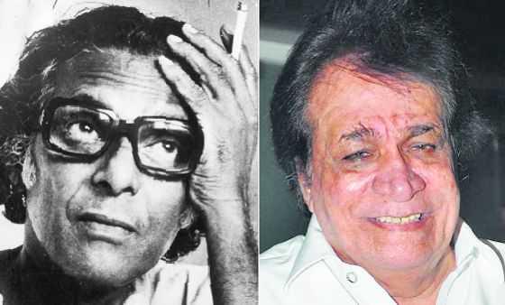 Parallel universes of Mrinal Sen, Kader Khan