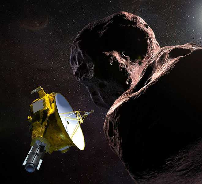 No evidence of atmosphere on Ultima Thule: NASA