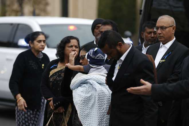Slain police officer Ronil Singh hailed as 'American hero