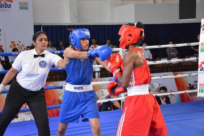 Manju, Simran clinch gold for Punjab