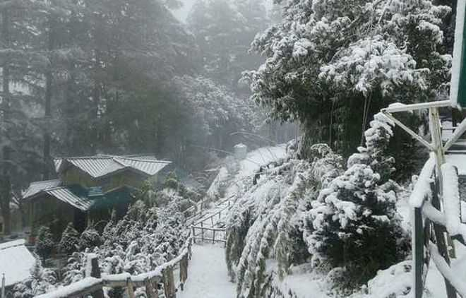Heavy snowfall likely in parts of Uttarakhand