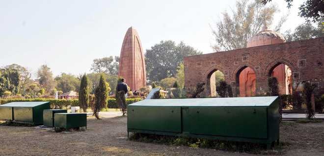 Retreat ceremony-like parade at Jallianwala Bagh soon