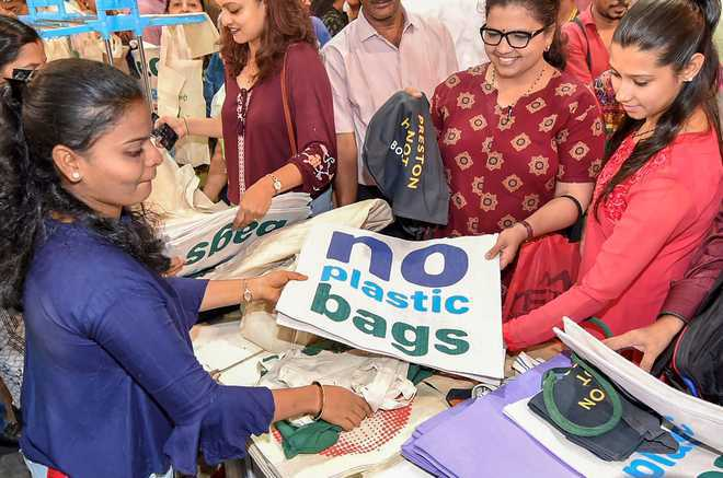 Drive launched against rampant use of plastics