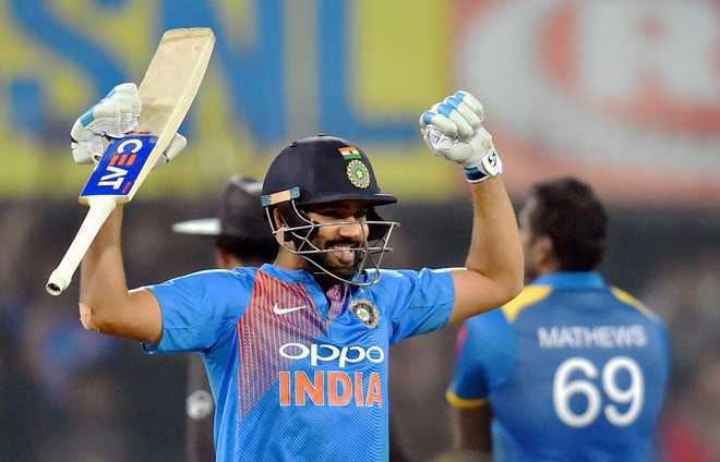 Nobody is guaranteed World Cup ticket: Rohit Sharma