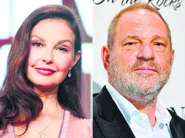 Judd's harassment claim against Weinstein dismissed
