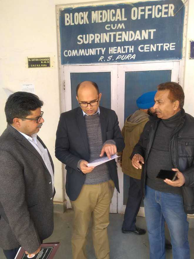 NHM director reviews facilities for pregnant women