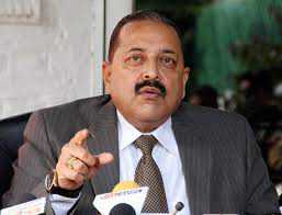 Jitendra dares him  to target terrorists, not tolerant state