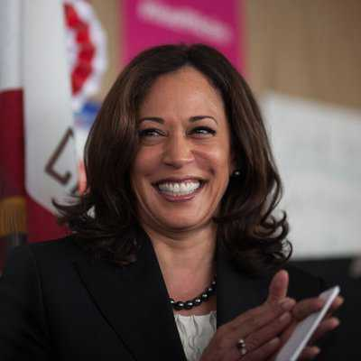 Kamala Harris says inspired by her super hero Indian mother
