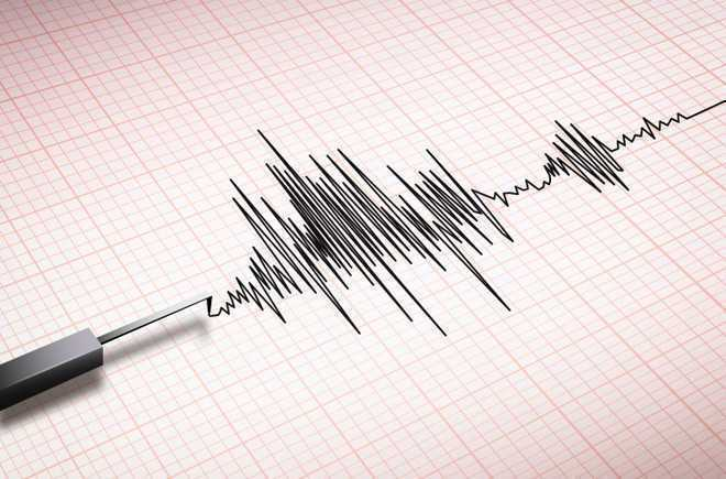 Low intensity earthquake hits Kashmir