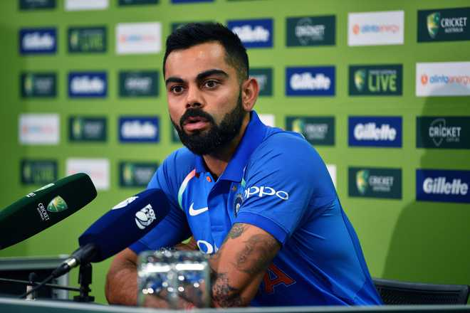 Kohli not stressed about Pandya situation, says team has Jadeja