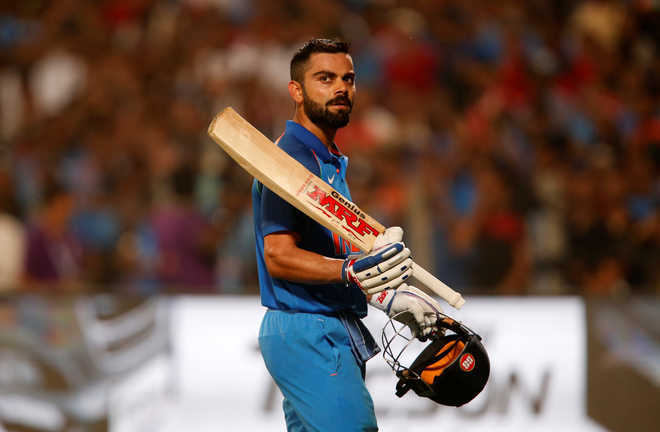 Won't pick up bat again: Kohli reveals retirement plan