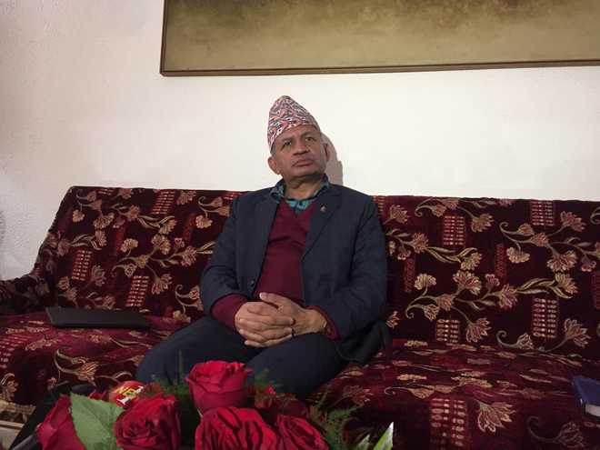 Make sure there's no DeMo-like crisis again, Nepal urges India