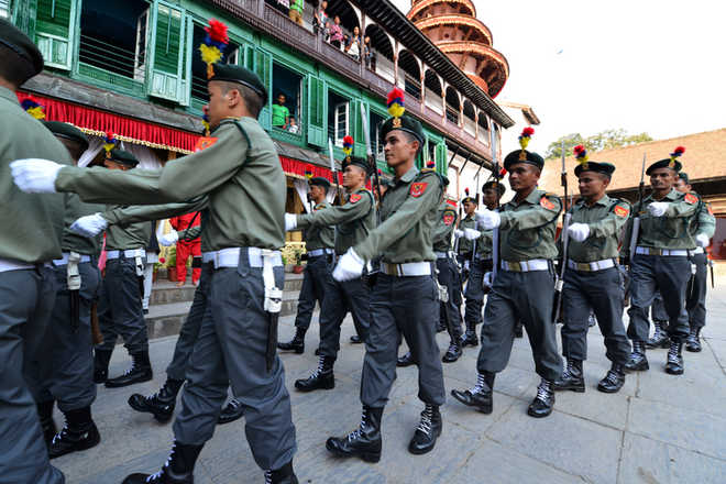 Nepal Army Chief to be conferred with honorary military rank