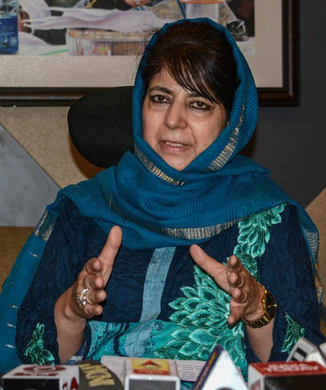 India going Pak way on granting citizenship: Mufti