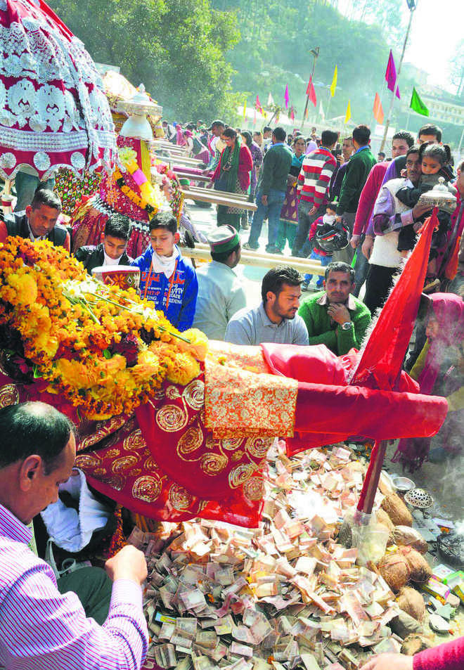 Temple wealth vulnerable to thefts