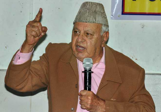 Centre must hold talks with Hurriyat: Farooq