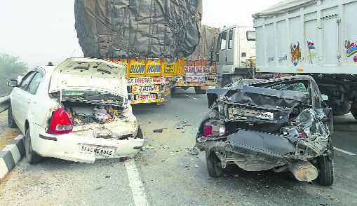 No let-up in fatal road mishaps in Rewari