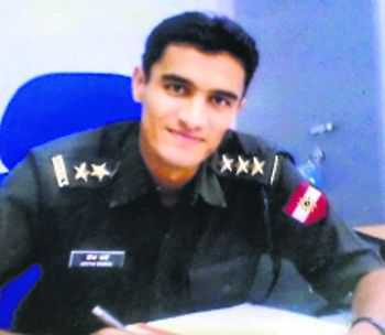 For Capt Deepak Sharma,  Army was his first love