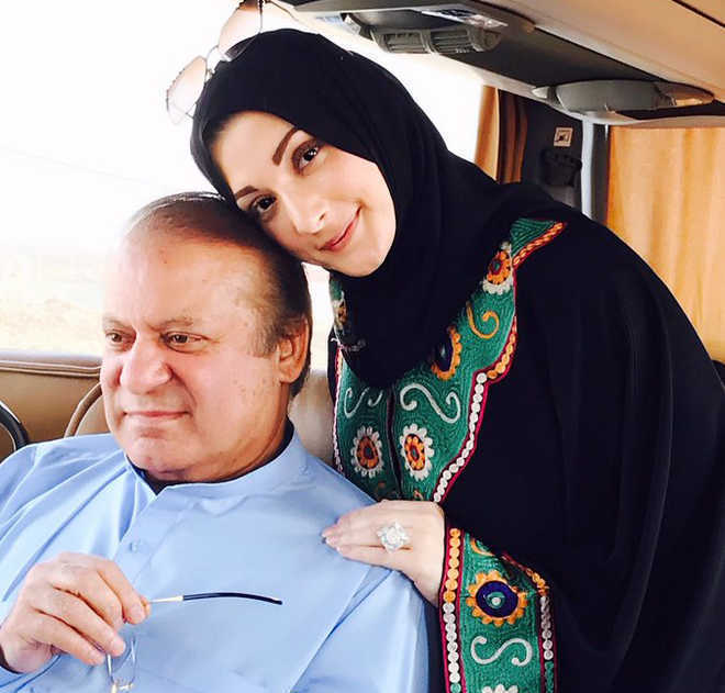 Sharif's health deteriorates; daughter alleges authorities not letting doc in jail