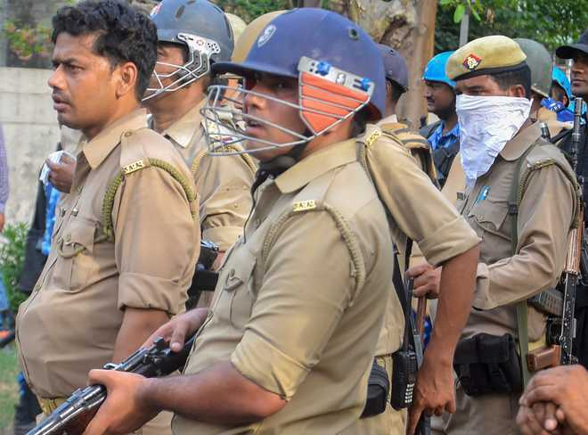 Dead UP cop figures on transfer list; DGP apologises
