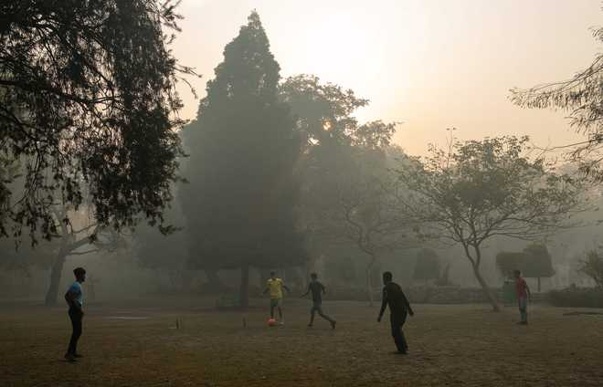 Delhi air 'severe', only rain could bring relief