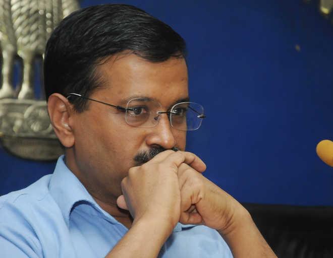 Delhi CM Arvind Kejriwal receives threat mail