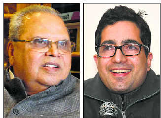 Faesal could have served better as an officer: J&K Guv