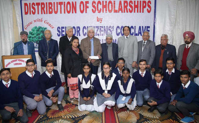 Scholarships worth Rs2.79 lakh distributed