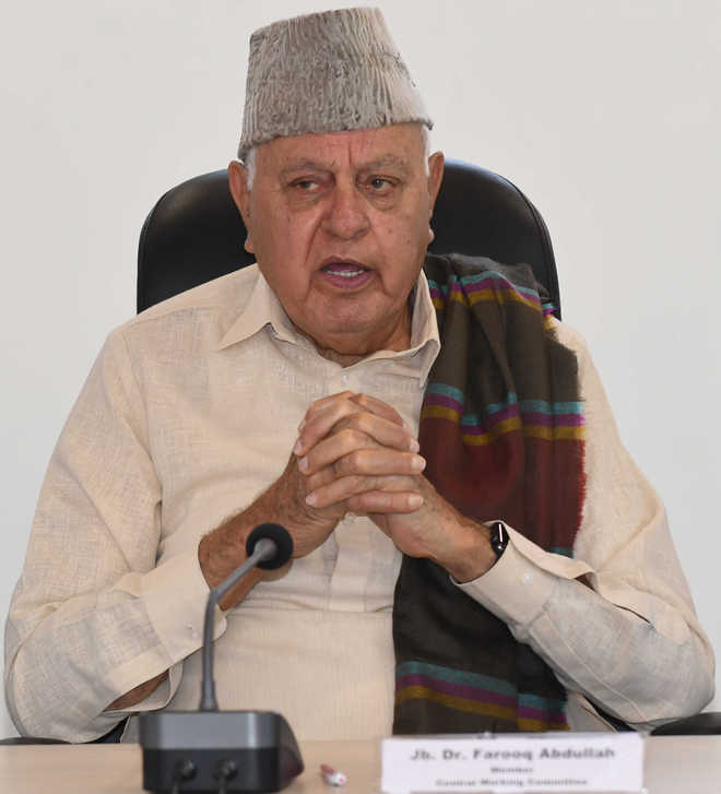 Won't support Operation All-out if voted to power, says Farooq