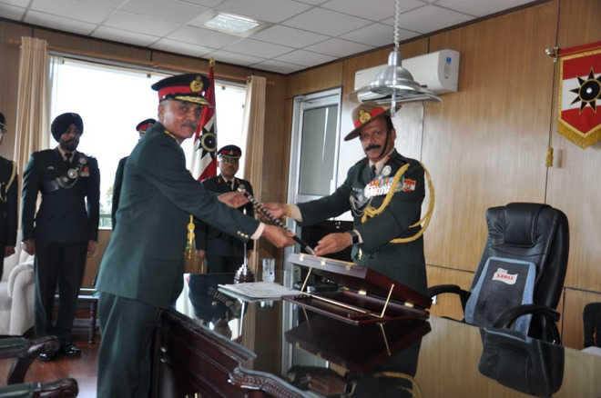 Lt Gen JS Nain is Rising Star Corps Commander