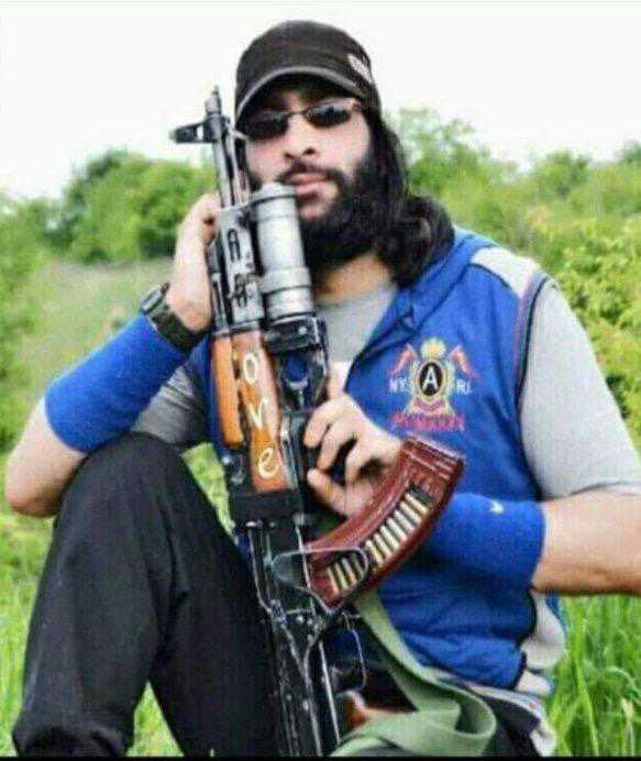 Al-Badr commander Zeenat-ul-Islam killed in encounter in Kulgam