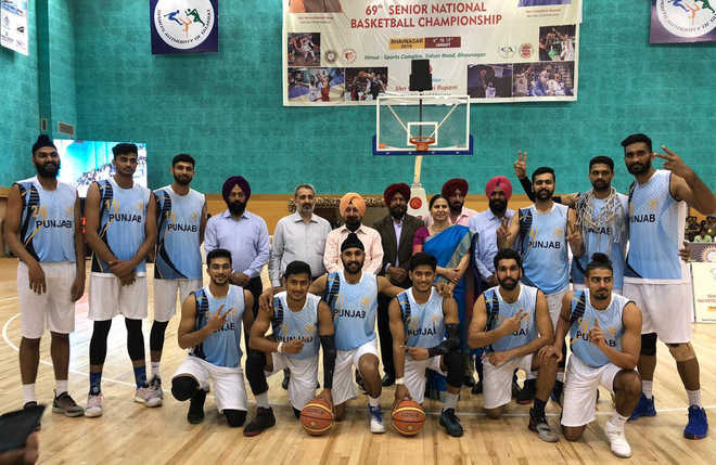 Punjab cagers win title for 11th time