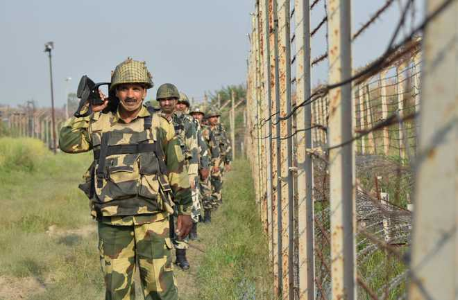 BSF assistant commandant killed in Pak sniper fire in Samba