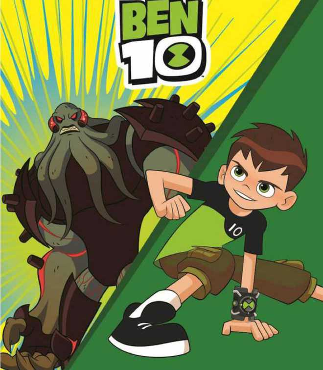 Ben 10 Alien Run Mobile Game Launched