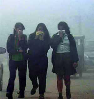 'Delhi, G'gram air show presence of alarming levels of heavy metals'