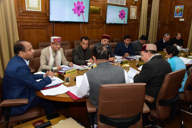 HP Cabinet decides to implement 10pc quota for EWS in govt jobs