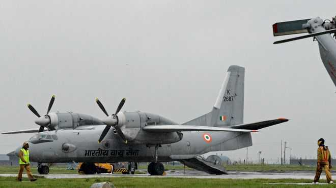 IAF shifts its focus  to eastern-most tip