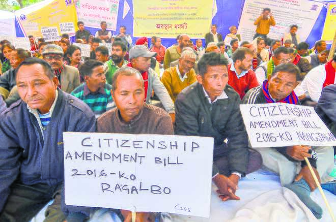 Reach out to those opposing citizenship Bill