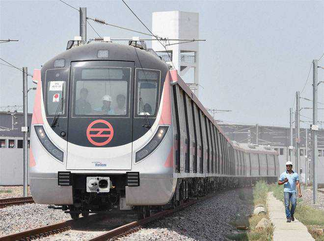 Centre, city spat may delay Metro Ph-IV by two years
