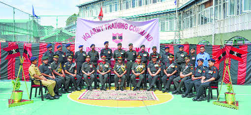 Sensible to shift Army Training Command HQ