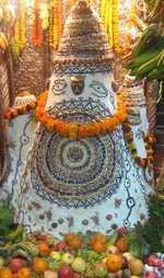 Kangra temple to have 2,500-kg butter goddess idol