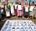 Calendar on missing persons released